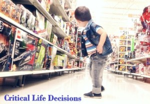 Critical Life Decisions JRR